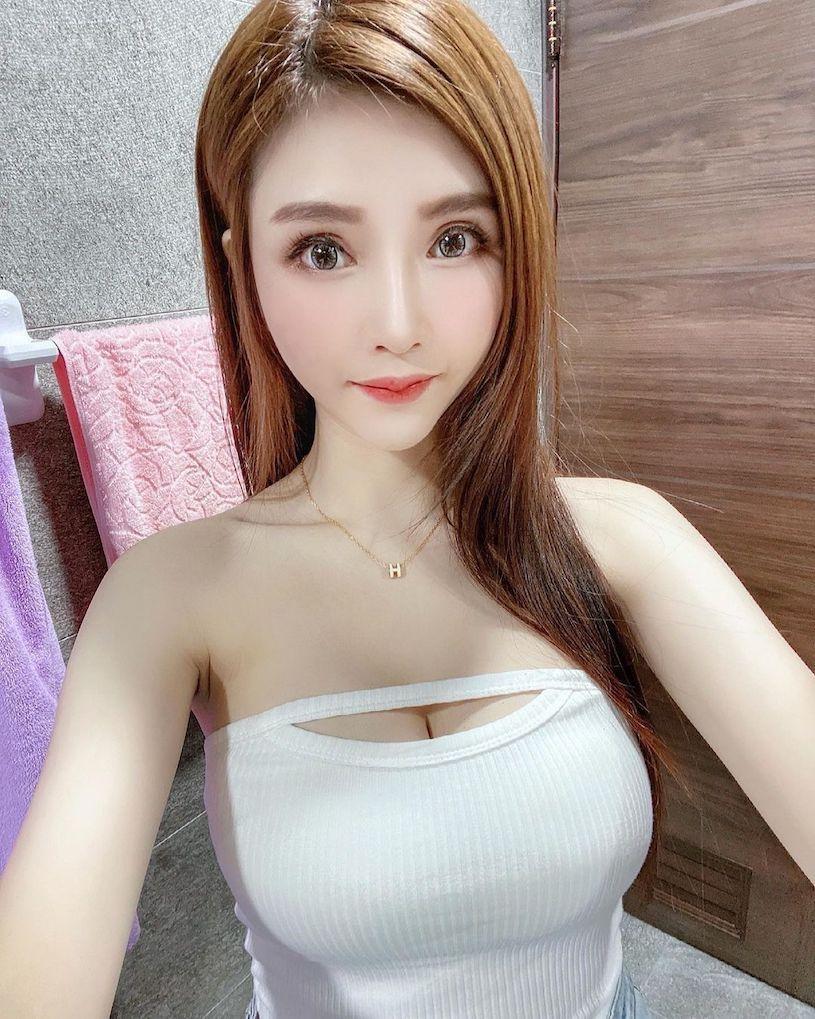 台南舞魅娘lllll_54321小羚火辣的好身材太凶了 吃瓜基地 第1张