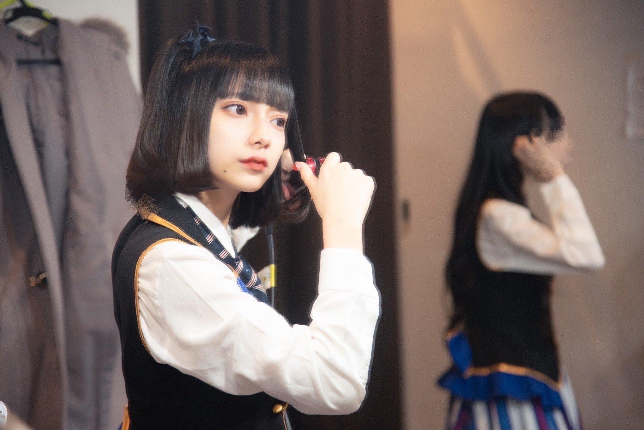 日本少女偶像天使もも写真使出招数 养眼图片 第8张