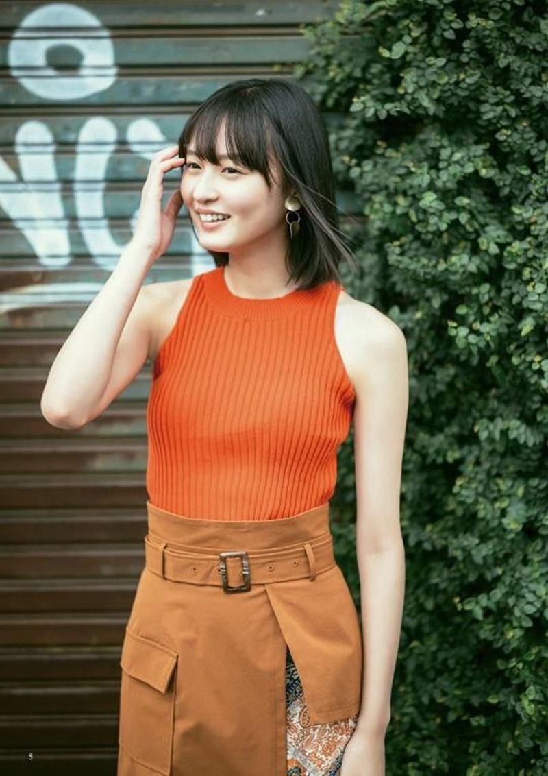 乃木坂46偶像远藤さくら开朗笑颜散发纯真气息 网络美女 第5张