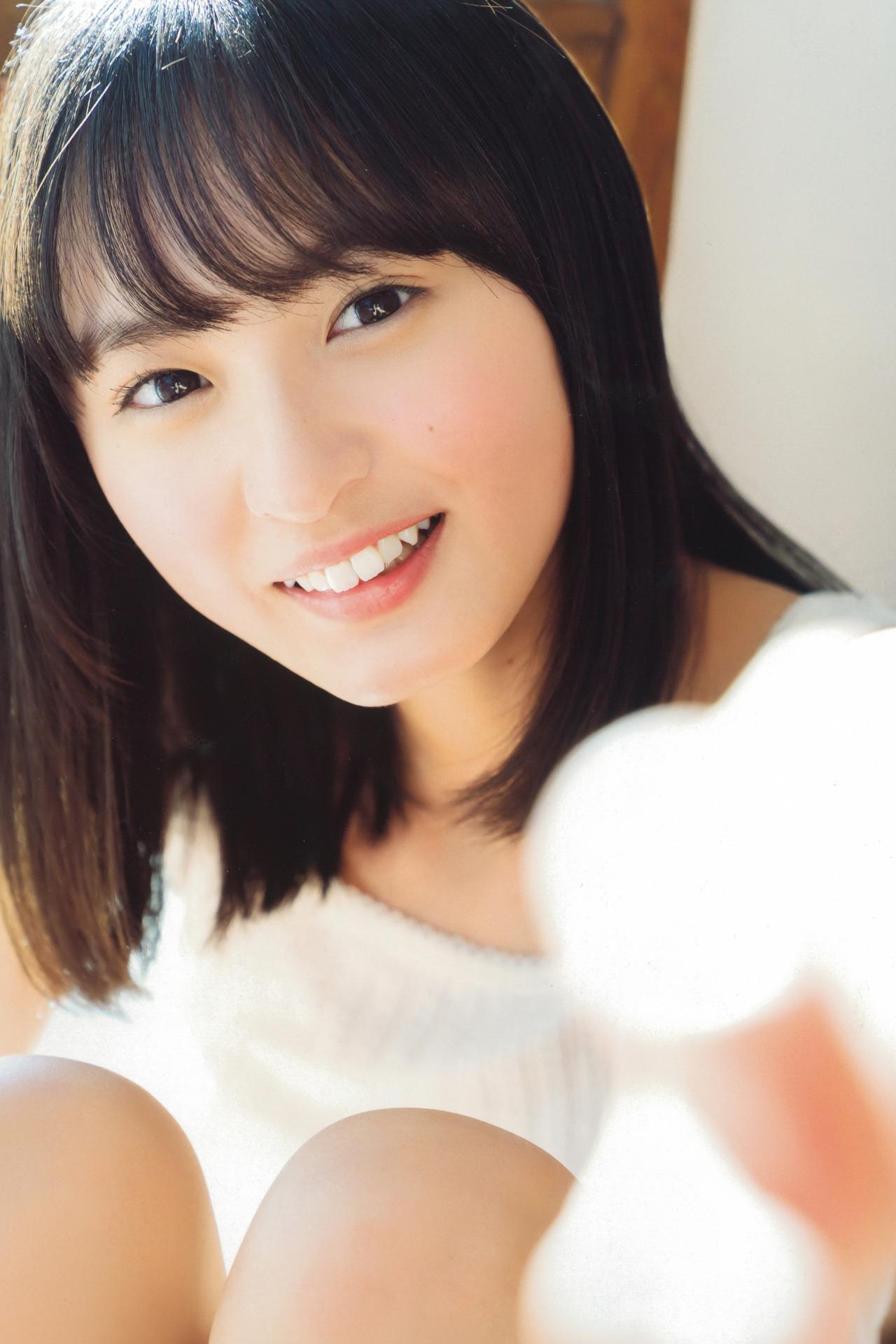 乃木坂46偶像远藤さくら开朗笑颜散发纯真气息 网络美女 第17张