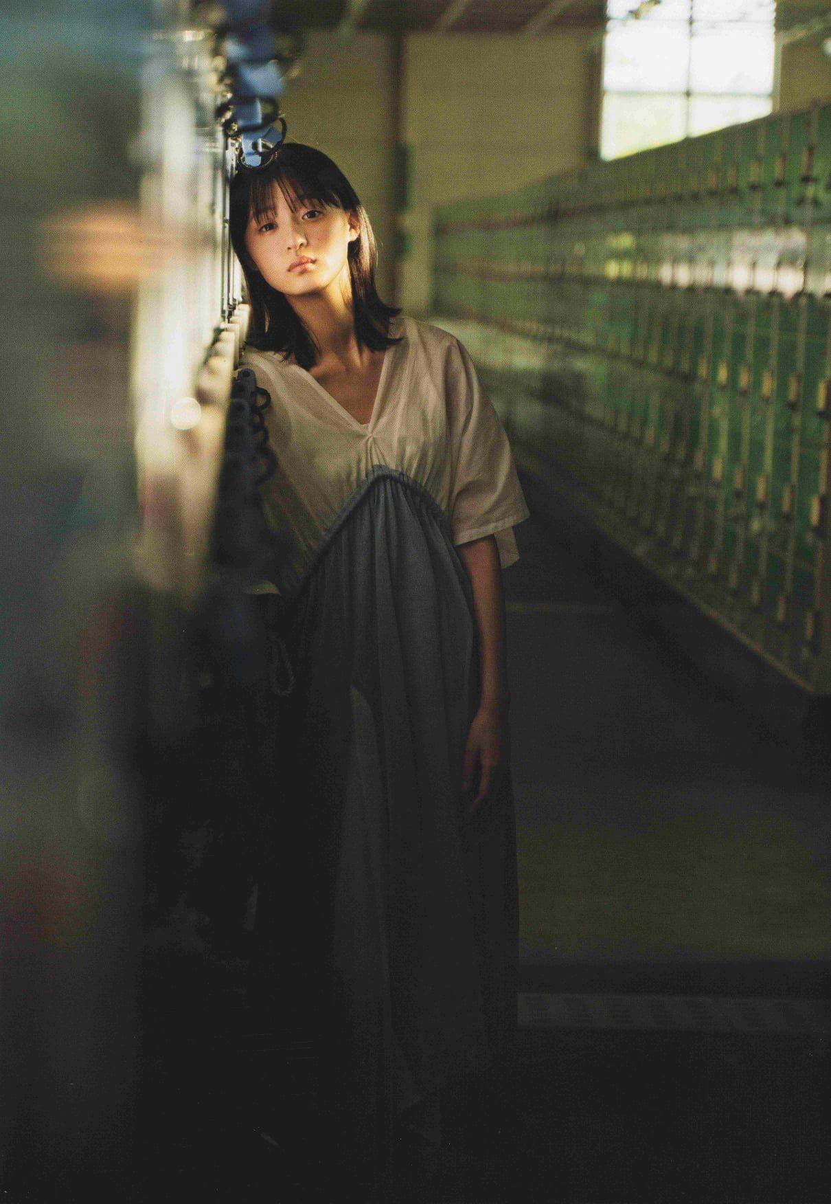 乃木坂46偶像远藤さくら开朗笑颜散发纯真气息 网络美女 第34张