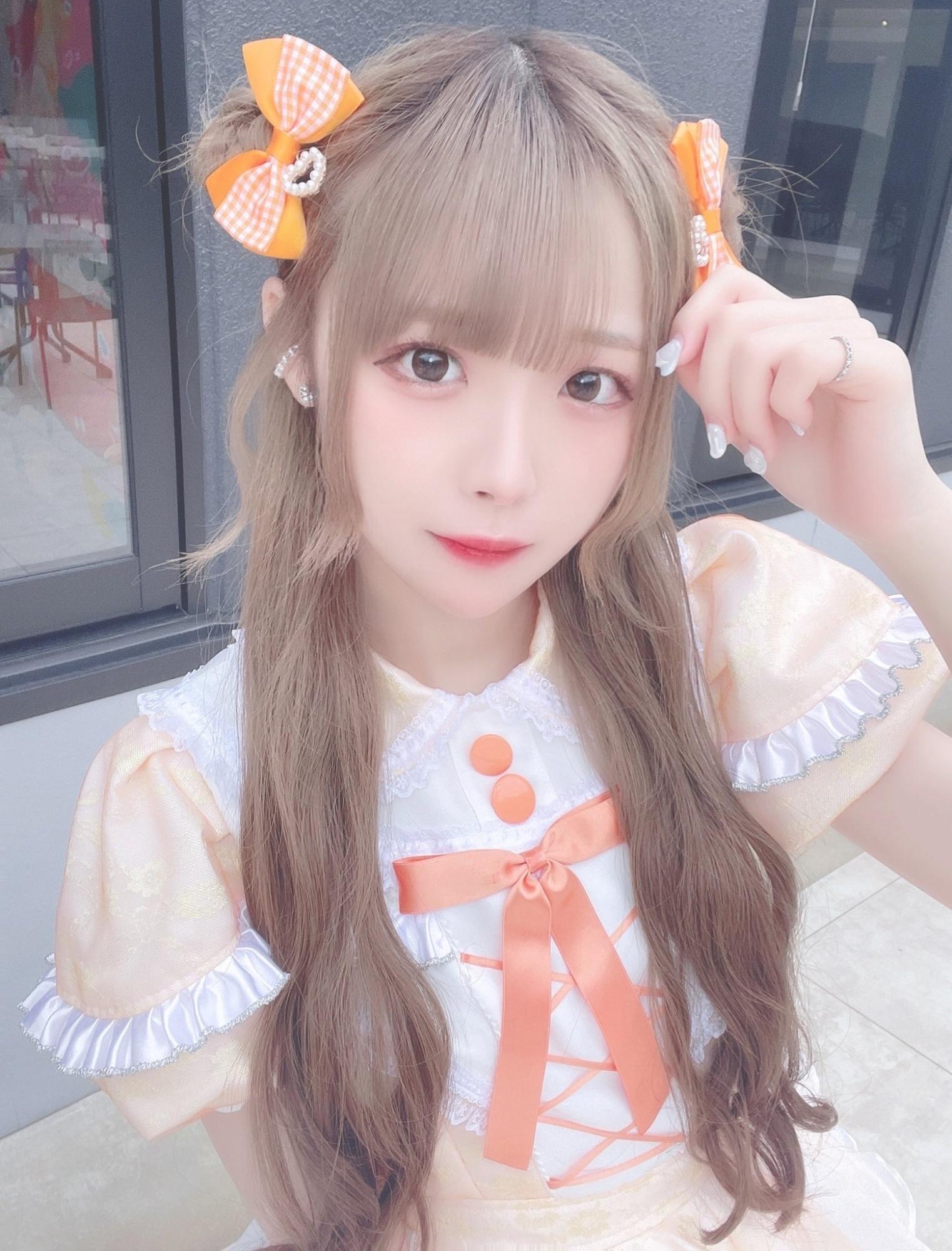 18岁偶像团体「灰姑娘宣言」的成员ぬう,制服造型好梦幻-新图包