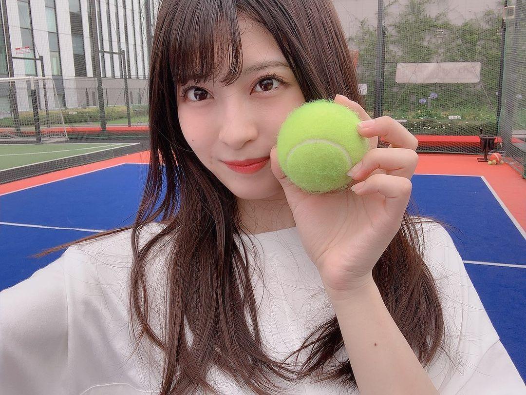 AKB48 Team8成员邻家系美少女「行天优莉奈」,满满清纯活力