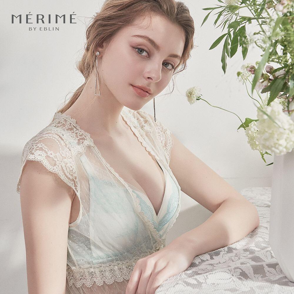 [正妹]完美比例天使脸孔[白俄罗斯女模]内衣广告网友直呼好仙 养眼图片 第3张