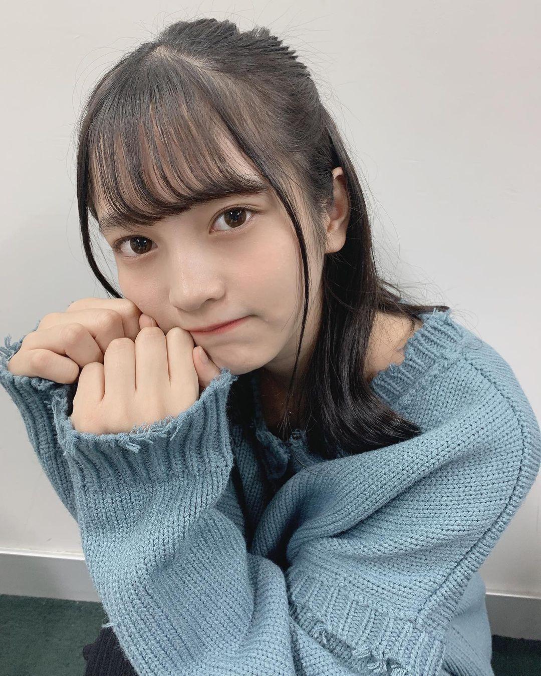 青春妹子无限18岁黑嵜菜菜子长得可爱 网络美女 第7张