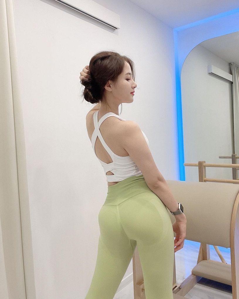 吃满满生鱼片的IG健身正妹,懂吃果然身材超赞的 网络美女 第9张
