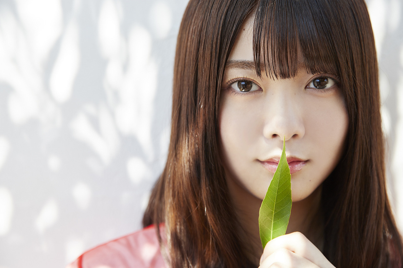 最想和她交往樱坂46田村保乃甜甜女友力让人心动水汪无辜双眼透明感十足 养眼图片 第12张