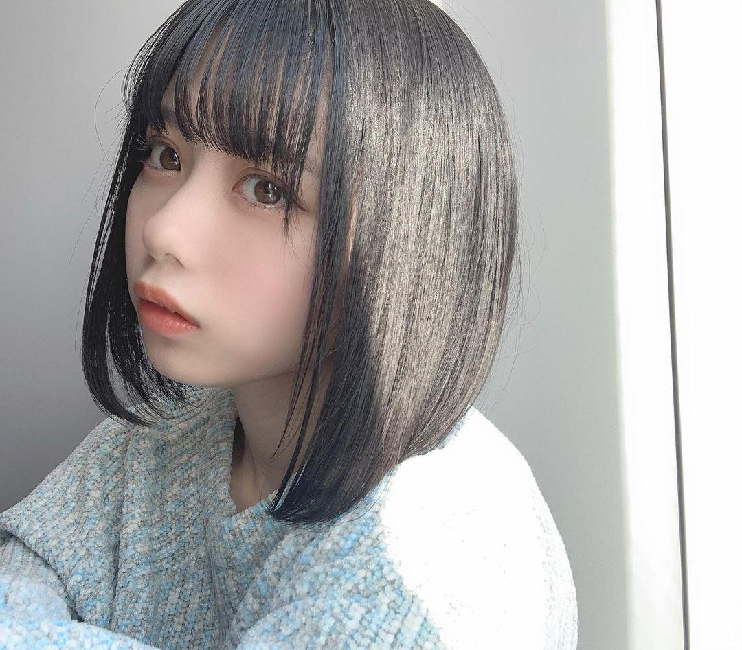 短发小萝莉「峰岛こまき」甜美可爱,瞬间融化-itotii