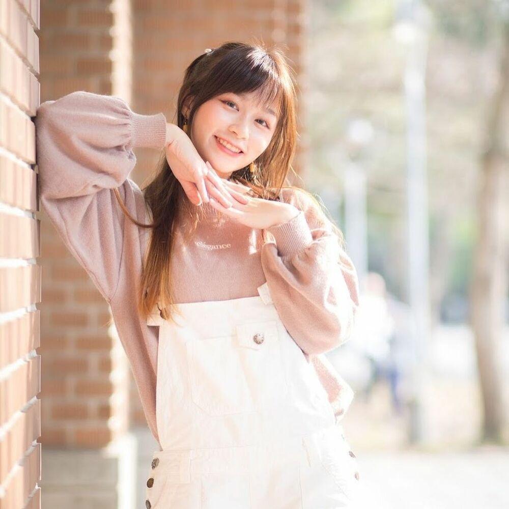 清透嫩白美眉阿耕Yusi满满胶原蛋白的氧气少女(20P) 网络美女 第5张