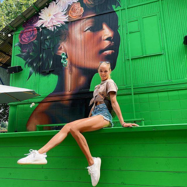 [正妹]被柔道耽误的模特儿 乌克兰正妹[Daria Bilodid]网友:好想被她压倒 网络美女 第19张