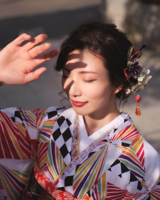 天菜小姐姐松嶋えいみ混血运动健将 养眼图片 第13张