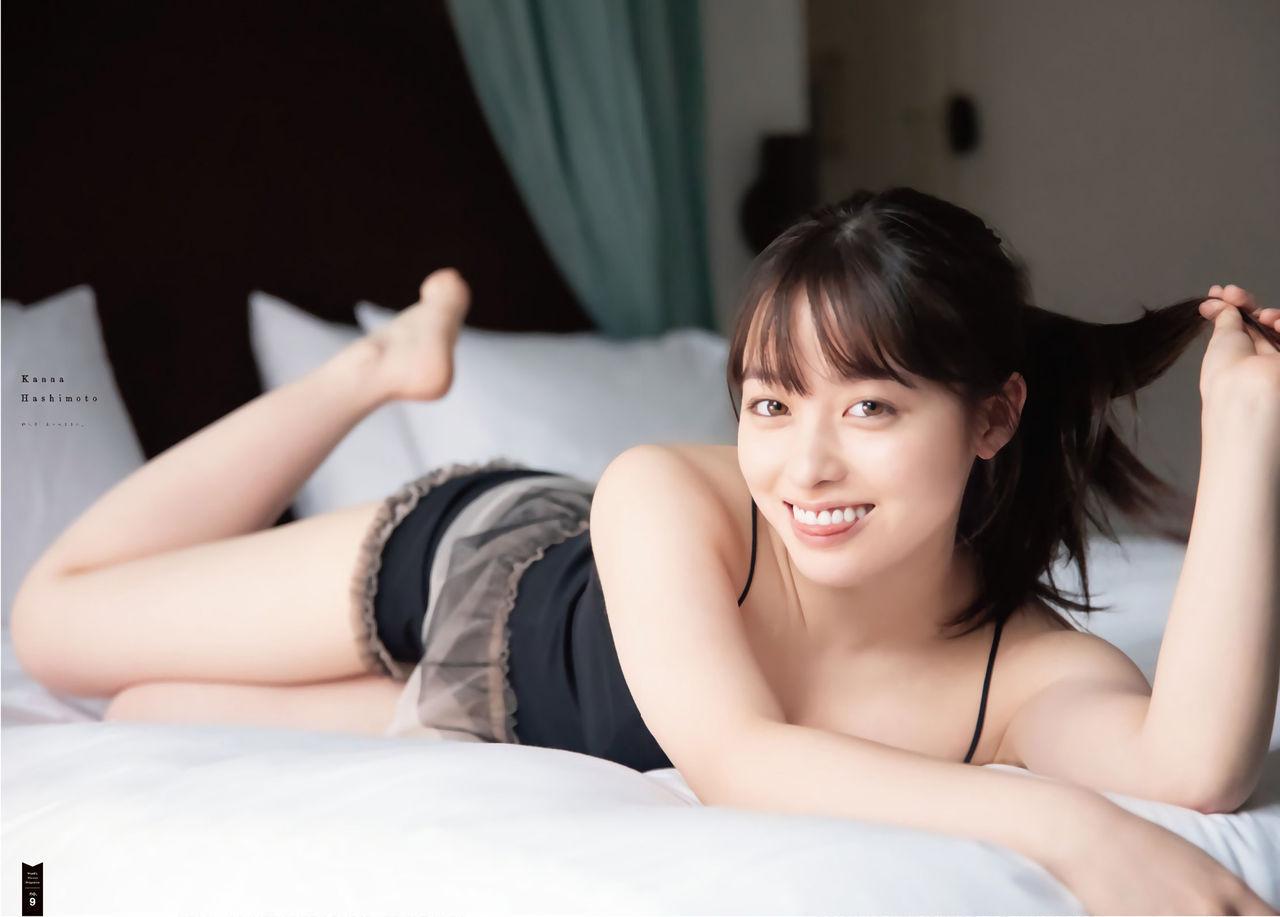 """【桥本环奈】魅力全开""""太天使了""""-喵喵女"""