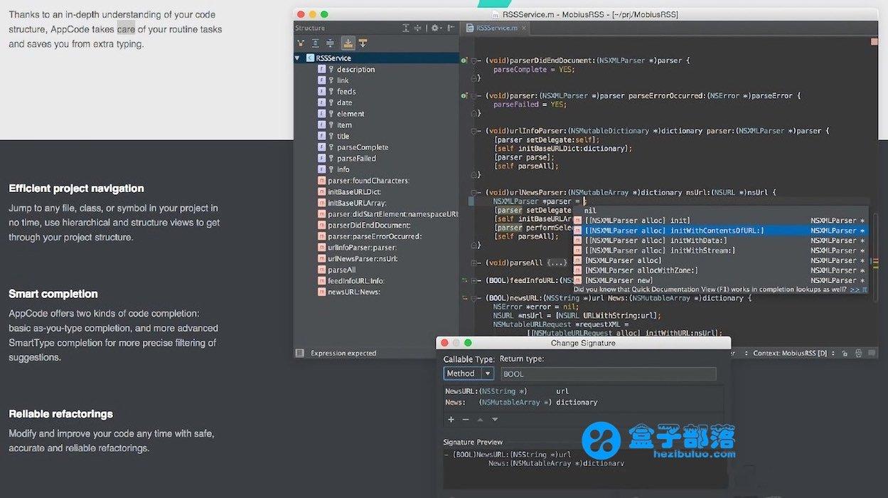 AppCode 2018.1.4 一个全新的 Objective-C 的集成开发环境