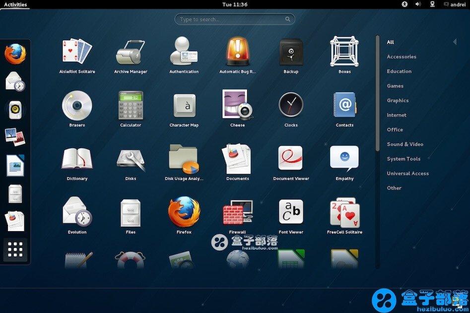 Fedora 全系列 Linux 系统下载地址