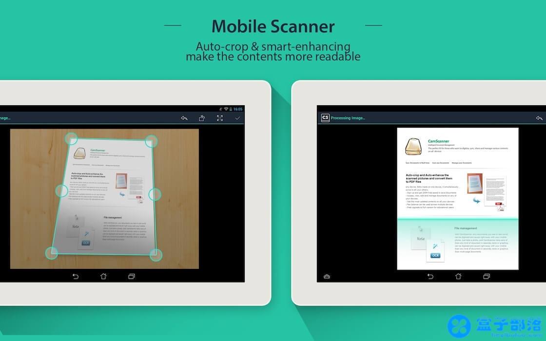 CamScanner Pro v5.11.4 扫描全能王安卓高级会员中文版