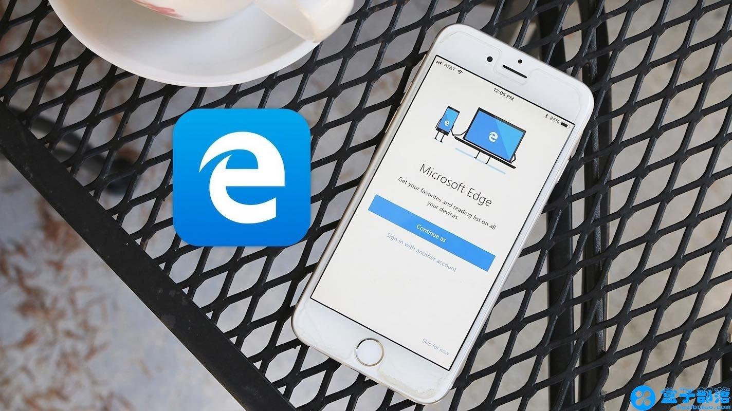 Microsoft Edge v78 出色的全新内核微软 Edge 浏览器