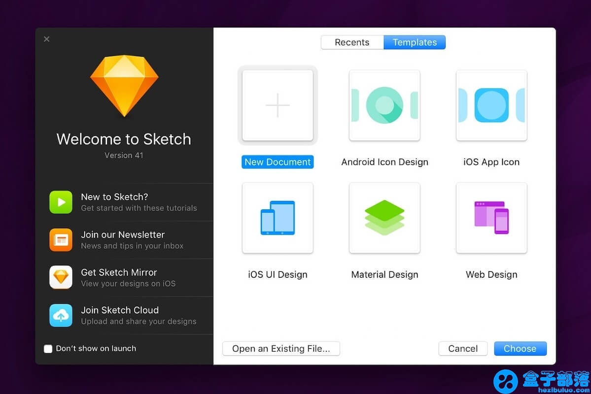 Sketch for Mac 58 一款 Mac 上最受欢迎的图形设计应用