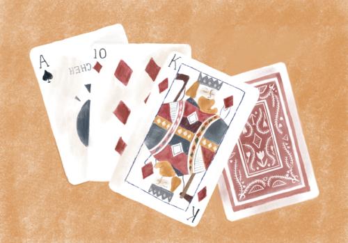 雁荡山棋牌游戏中的三打一玩法详细攻略