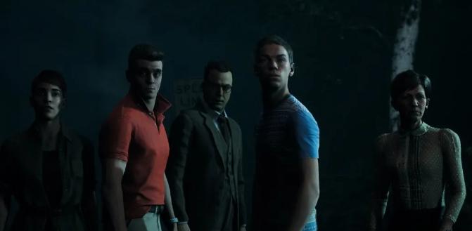 《黑相集》喜欢惊悚、恐怖类的玩家推荐体验