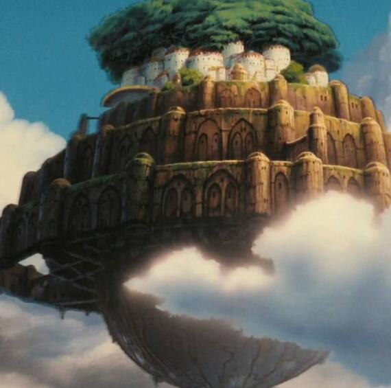 冷知识《天空之城》的图片