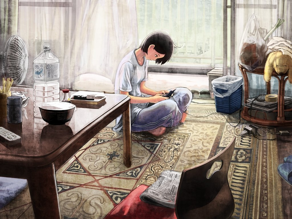 【P站画师】复杂之美,日本画师shirakaba的插画作品- DILIDM.COM