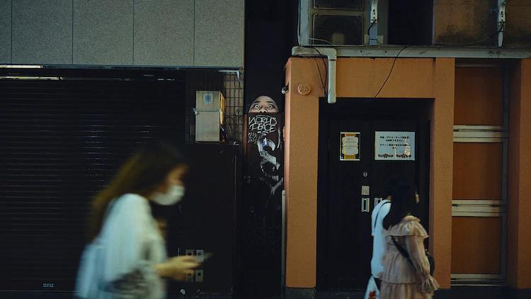 大半夜能吓死人!!《约定的梦幻岛》真人电影漫画联动广告,渡边直美出演- ACG17.COM