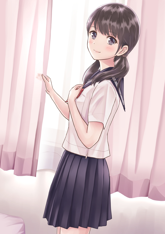 【P站画师】你喜欢什么样的女友?日本画师ゆきまる的插画作品- ACG17.COM
