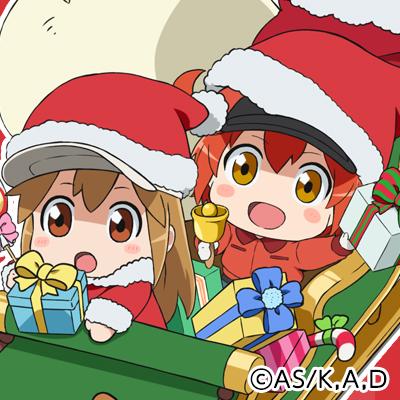 【圣诞快乐】2020年圣诞节贺图收集,VTuber言葉开播- ACG17.COM