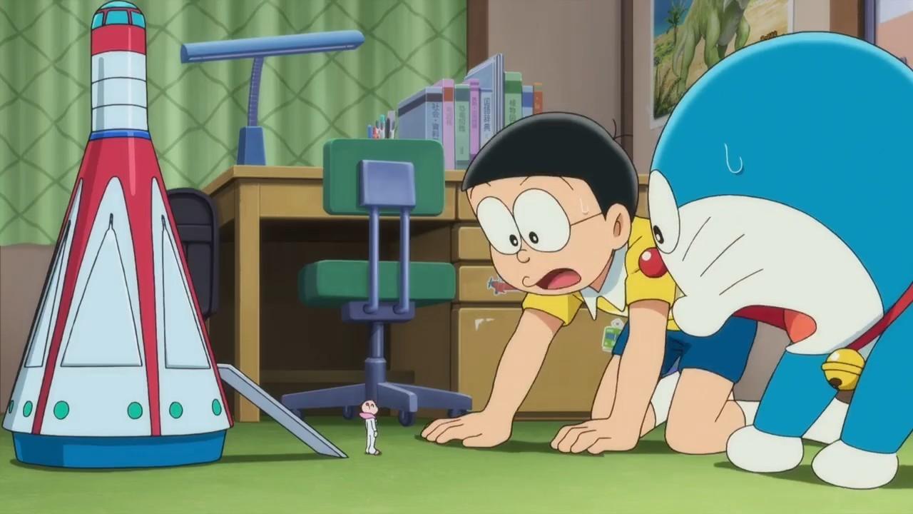 动画电影《哆啦A梦 大雄的宇宙小战争2021》将于2022年春在日本上映- 布丁次元社