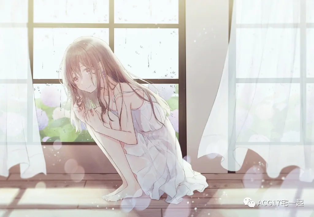 P站精选&可爱温柔的妹子们!日本画师ねこじし的插画作品-Zhaiuu.Com-宅尤尤