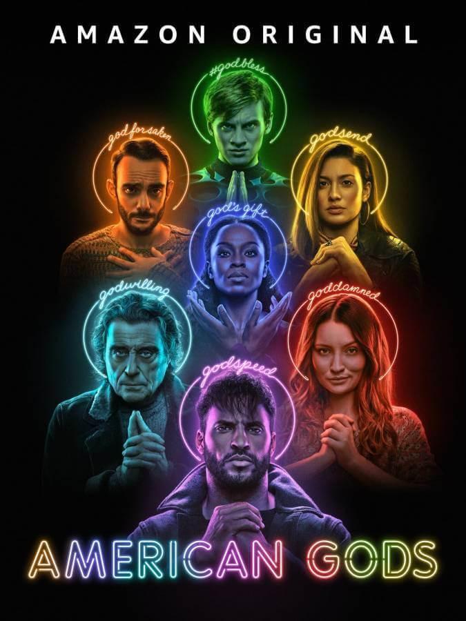 美国众神 (更新至 第3季10)