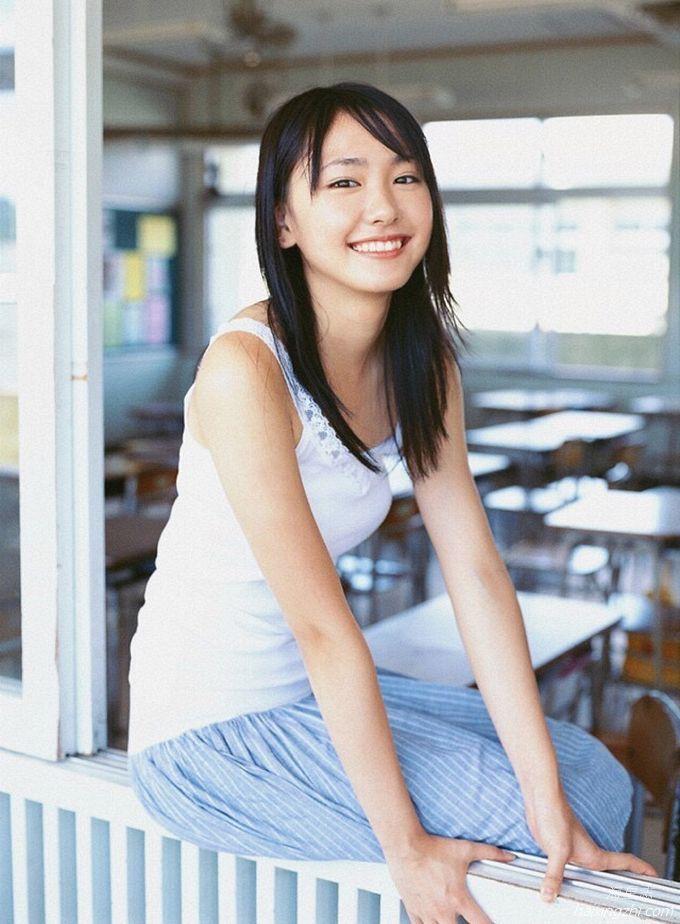 新垣结衣甜美写真11