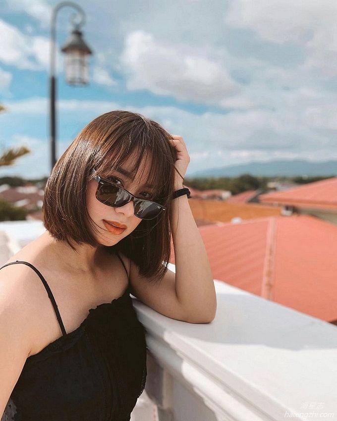 菲律宾新星Pauline Mendoza清爽美照_1
