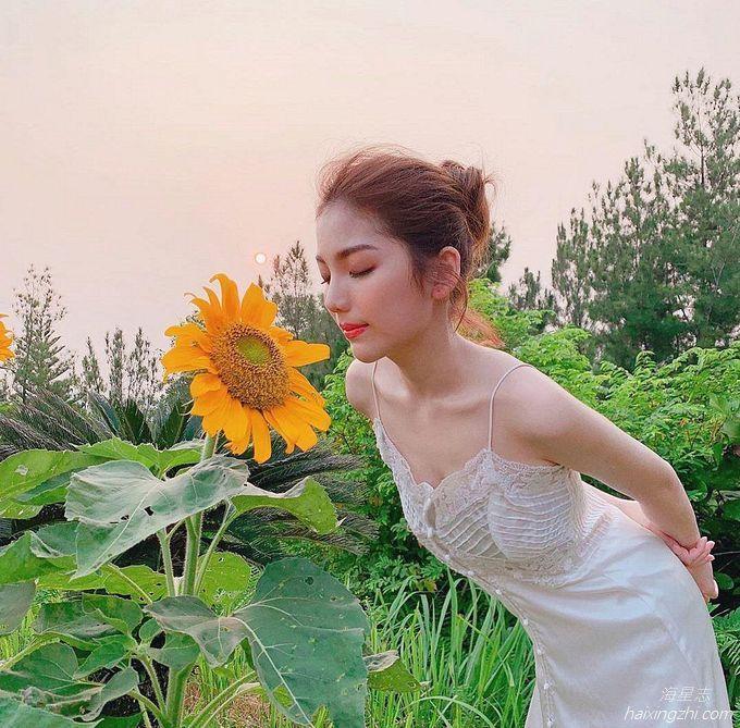 Astro国际华裔小姐的8强佳丽,大马超正女飞机师Cecilia方歆儿_4