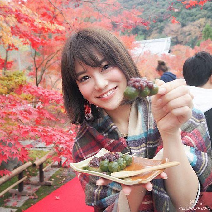 笑容太治愈,日本OL美女石井里奈满满正能量_10