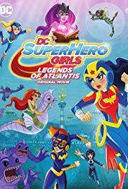 DC超級英雄美少女:亞特蘭蒂斯傳奇