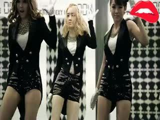 韩国美女组合k539