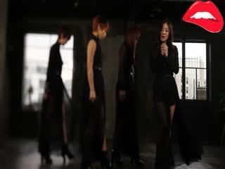 韩国美女组合k551