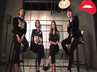 韩国美女组合k555