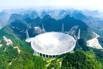 惊天工程:中国贵州射电望远镜第一季