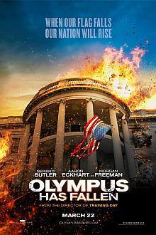 奧林匹斯的陷落