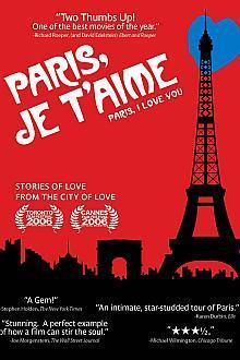 巴黎,我愛你