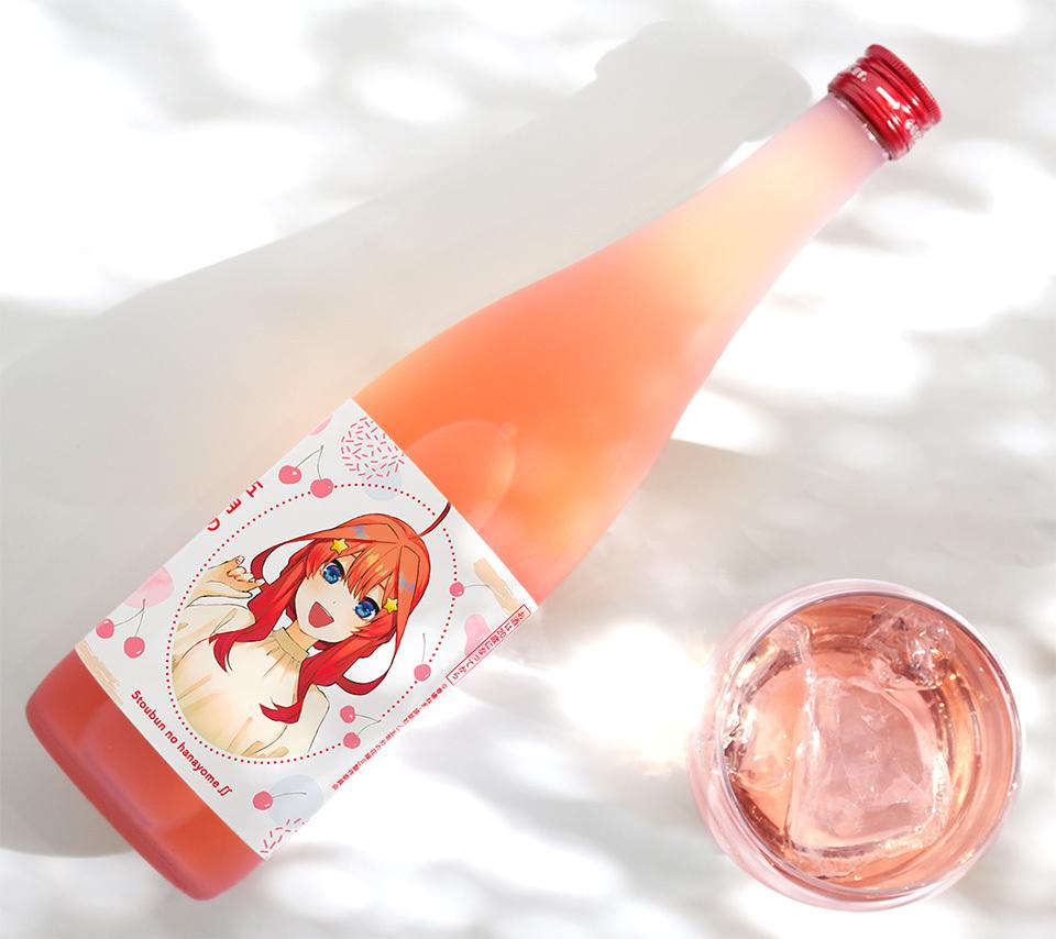 五等分的花嫁∬ 中野五月 樱桃利口酒