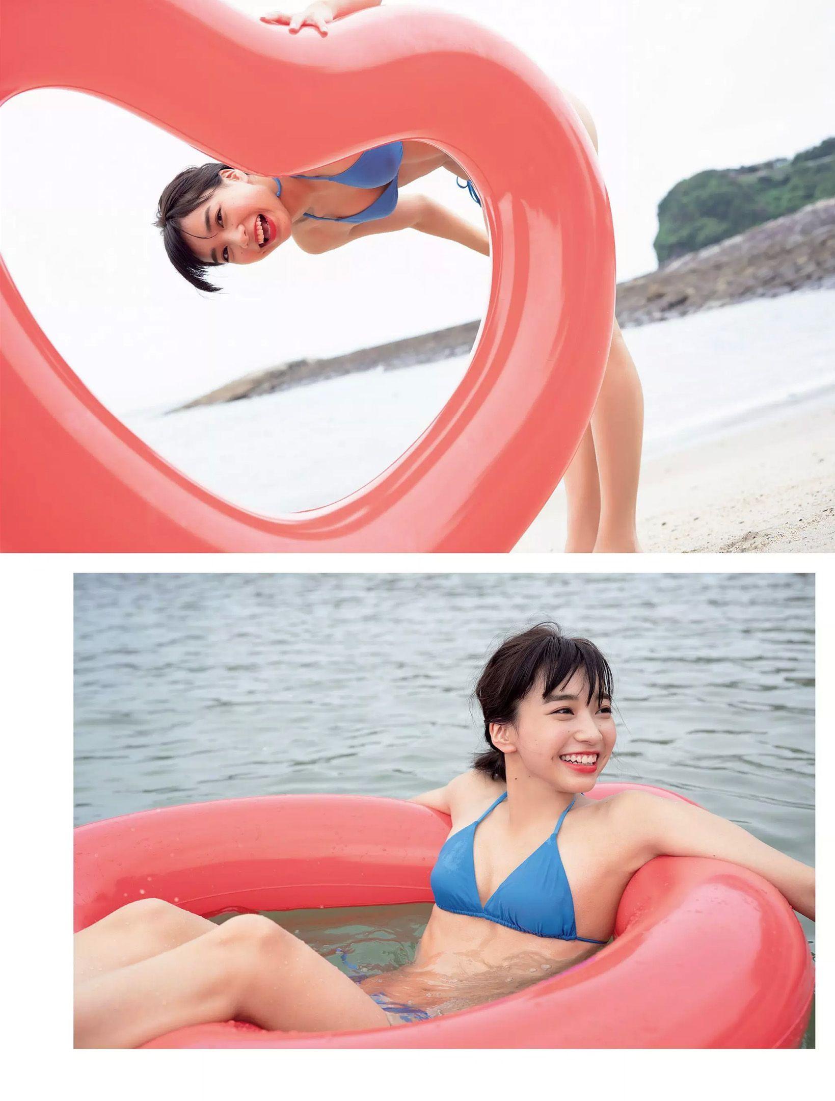 吉田莉樱 栗田惠美-FLASH 2020年12月22日刊-第11张图片-深海领域