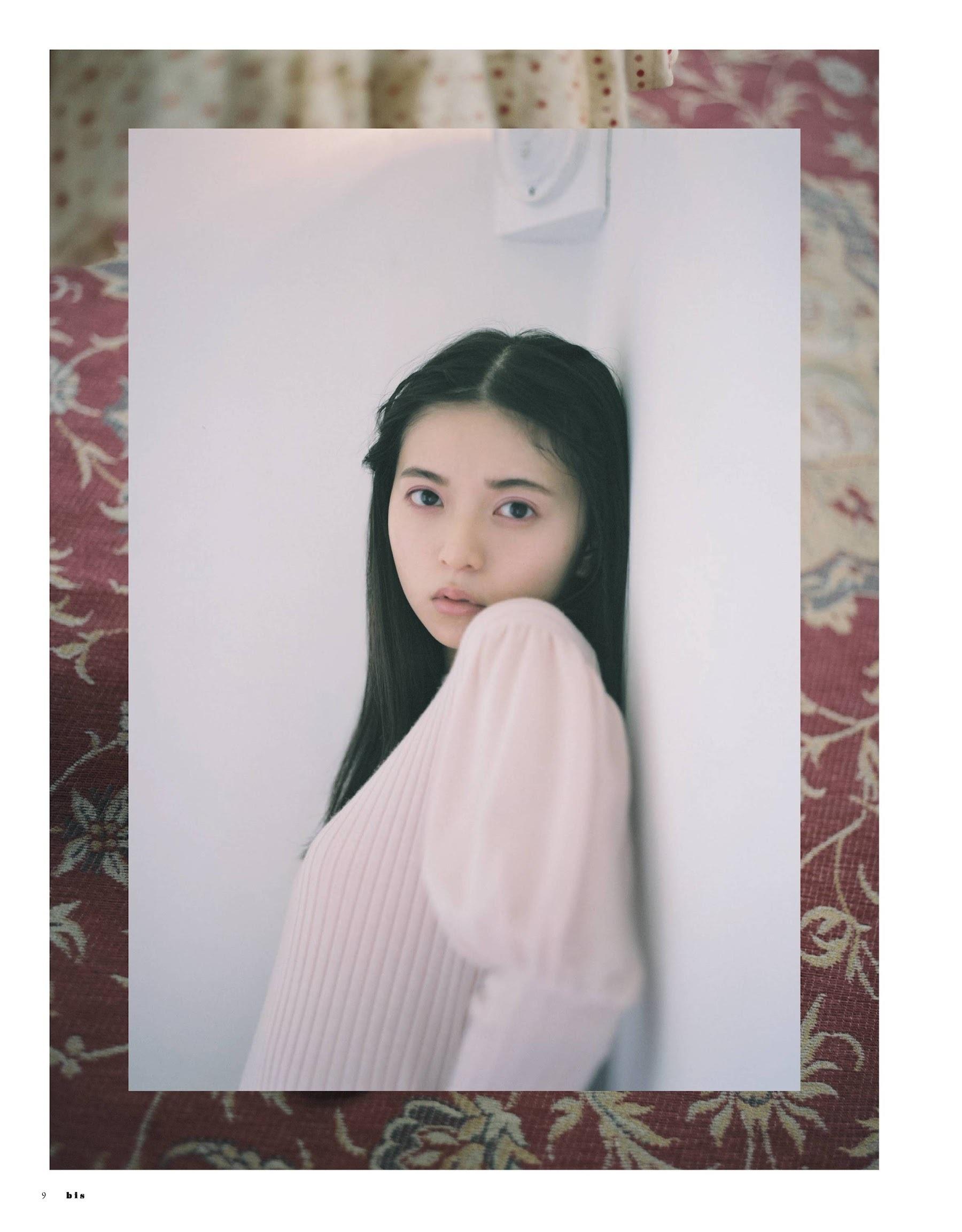 斋藤飞鸟 小宫有纱 与田祐希-Bis 2021年第九期 高清套图 第1张