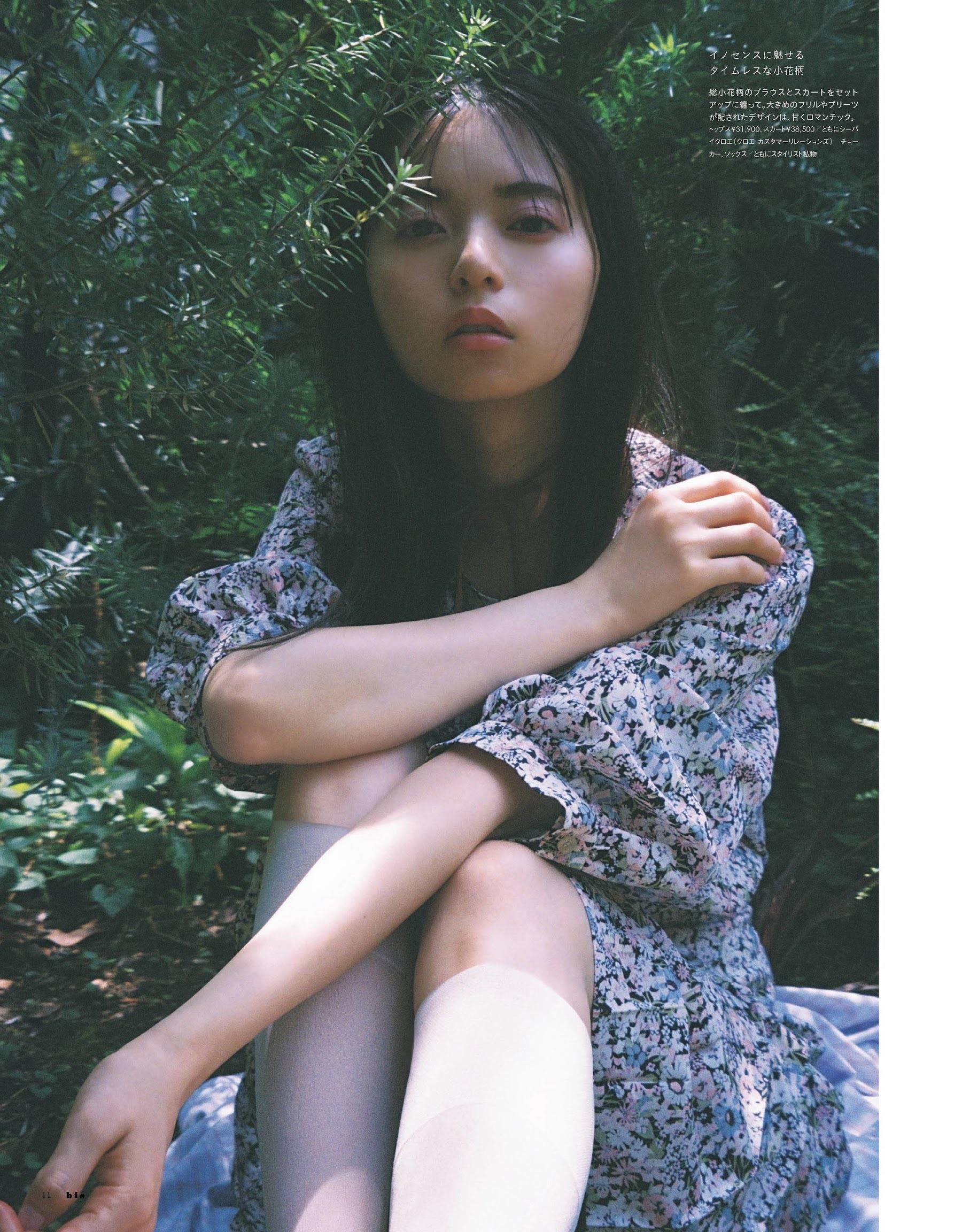 斋藤飞鸟 小宫有纱 与田祐希-Bis 2021年第九期 高清套图 第11张