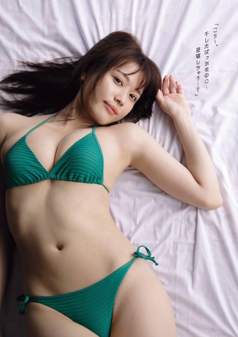 小日向ゆか enako 根本凪 小鳩りあ-《Young Gangan》2021年第十六期 高清套图 第27张