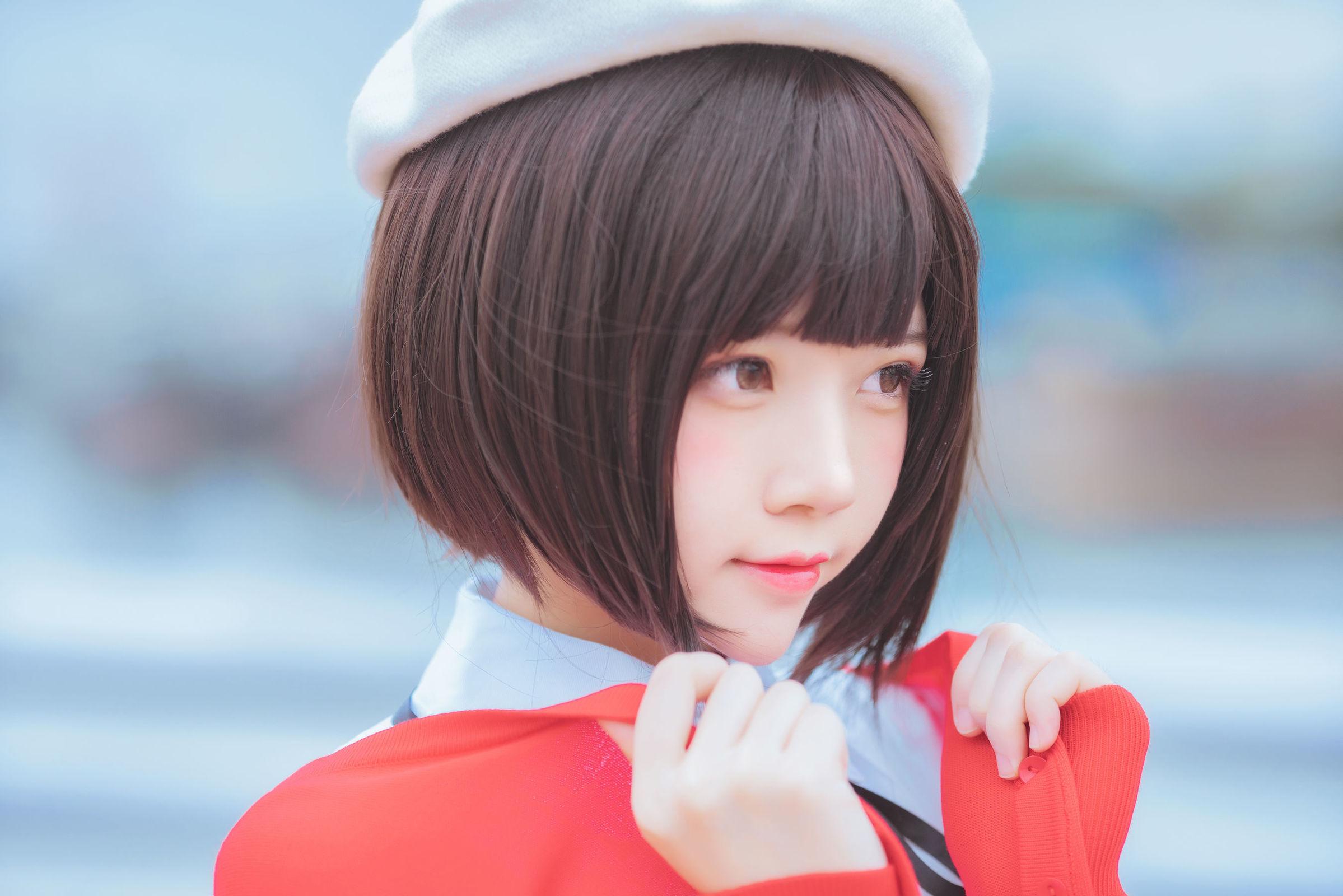 加藤惠 桜桃喵 COSPLAY10