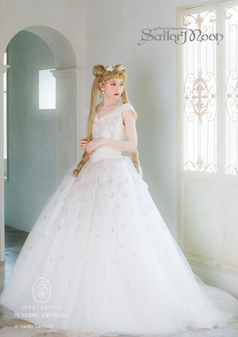 美少女战士 MARIAROSA 婚纱3