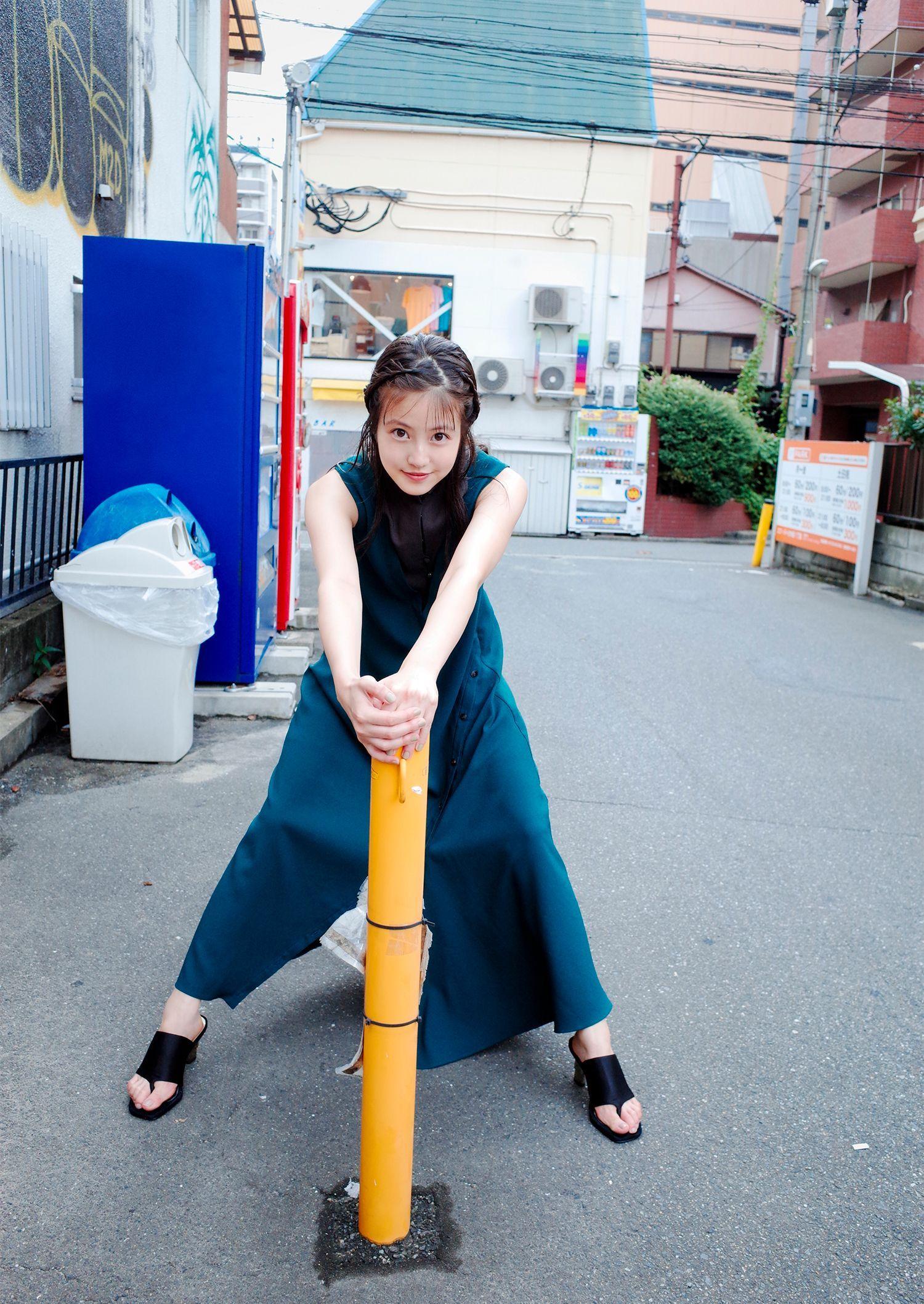 今田美樱Weekly Playboy写真集「スタミナ」 养眼图片 第20张